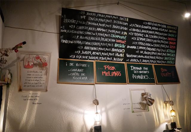 Messi Pizza la pizzeria creativa del barrio de Gracia
