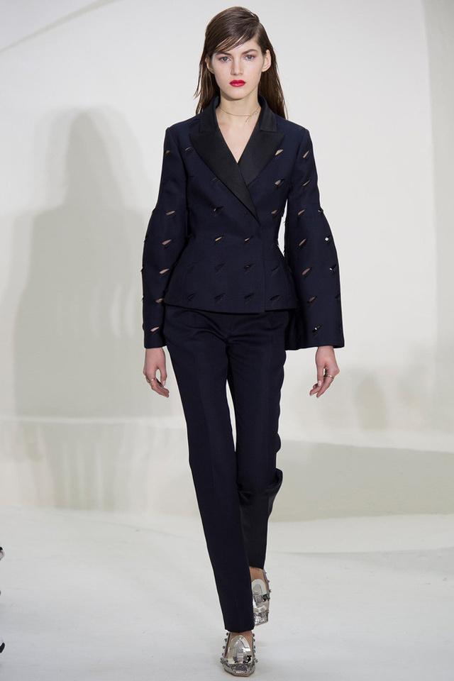 Christian Dior Haute Couture s/s 2014 sneakers peplum