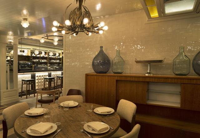 restaurante Ajoblanco