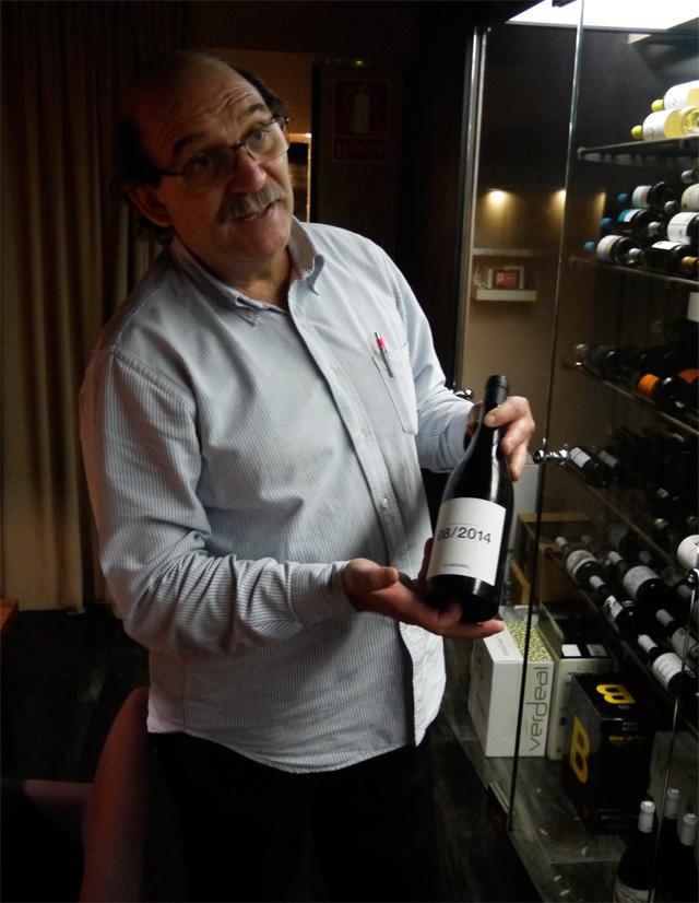 Carlos Biasón, director del restaurante IKI Barcelona