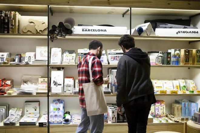 Be Concept Store libros