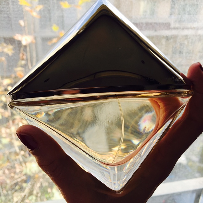 perfume reveal calvin