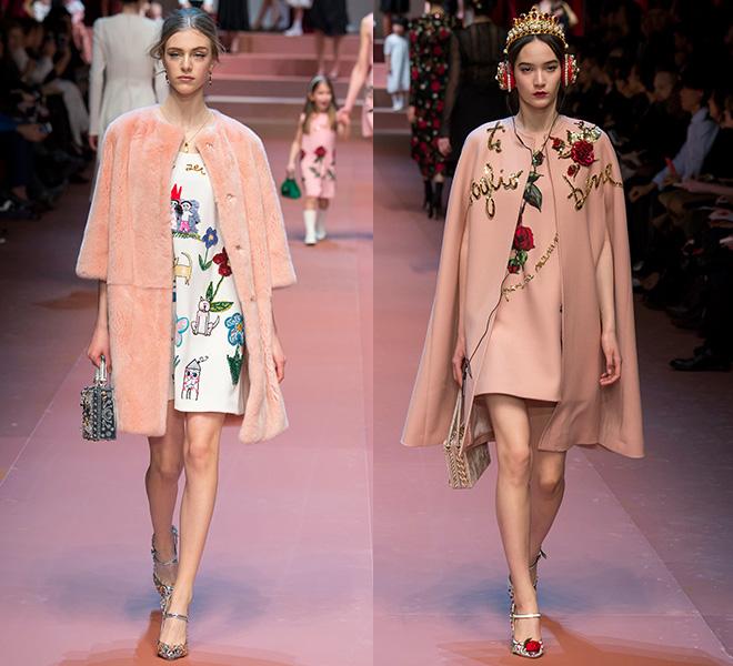 abrigo-rosa-dolce-gabbana-moda-invierno-2015