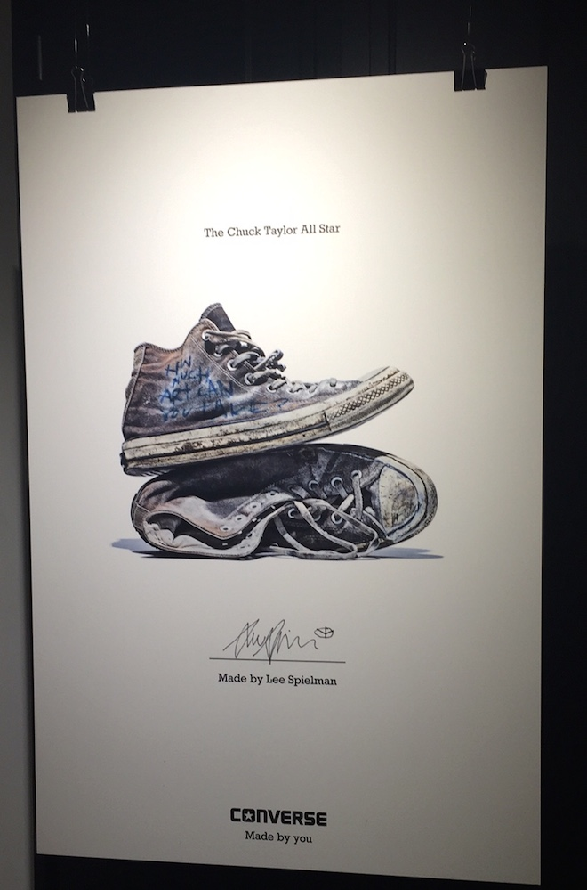 converse made by you lee spielman