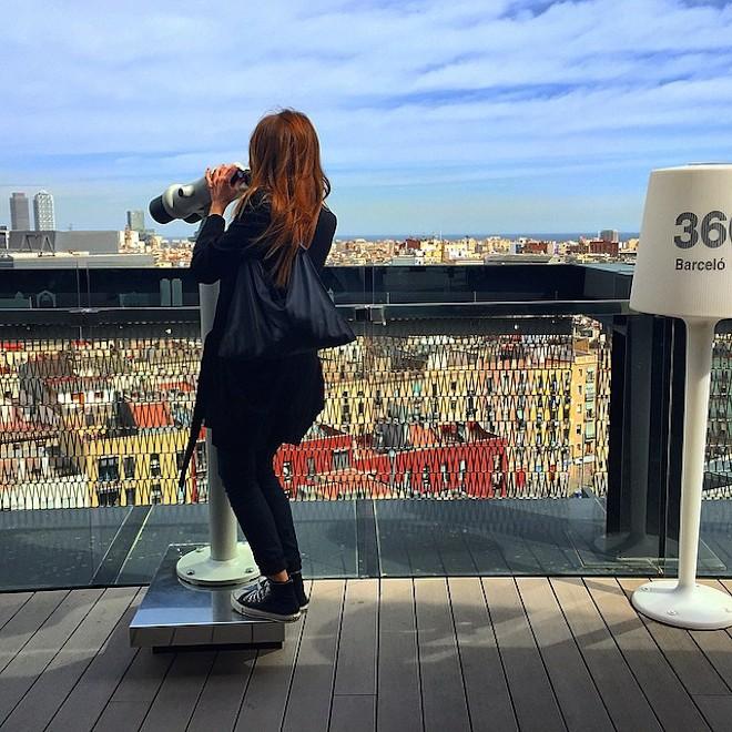 brunch barcelo raval terraza 360 grados