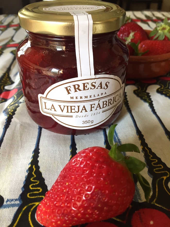 mermelada la vieja fabrica fresa