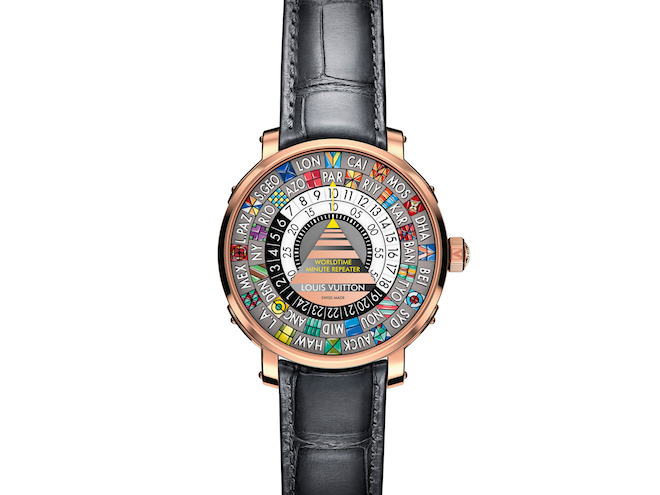 reloj Louis Vuitton Escale Minute