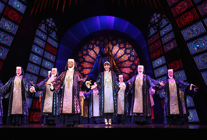 sister act musical barcelona teatro