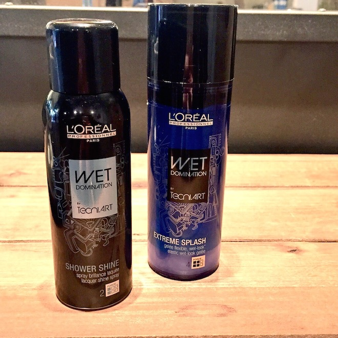 l'oreal wet look
