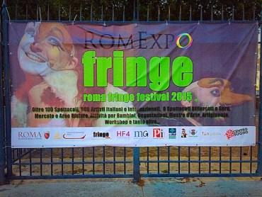 roma fringe festival programmazione