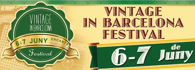 vintage festival barcelona
