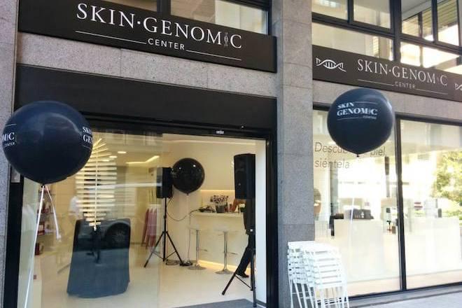 Skin Genomic Center Barcelona