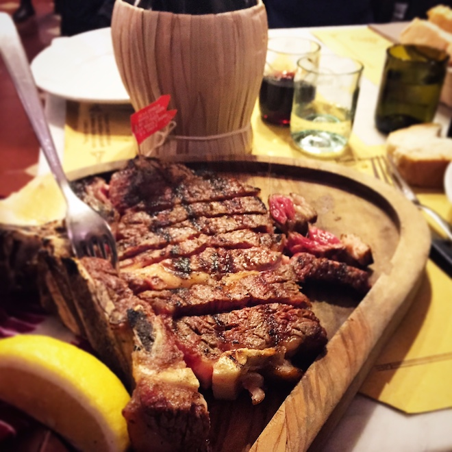 carne roja comer sano