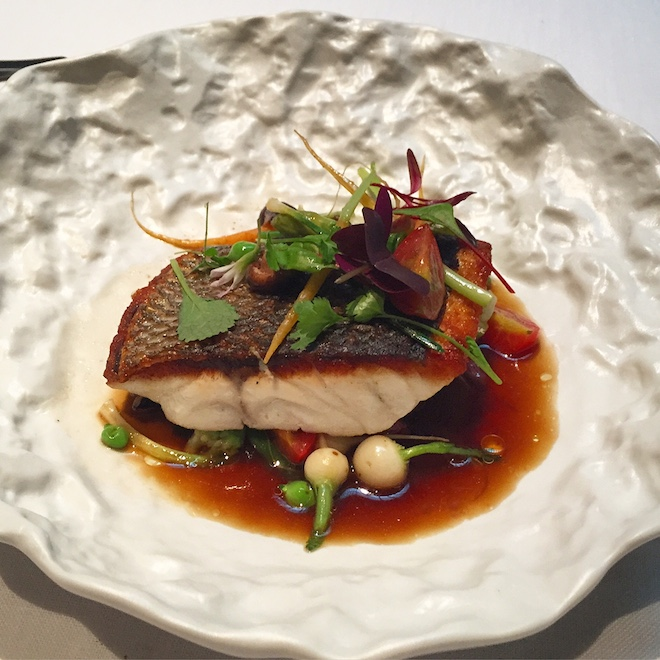 pescado al horno comer sano