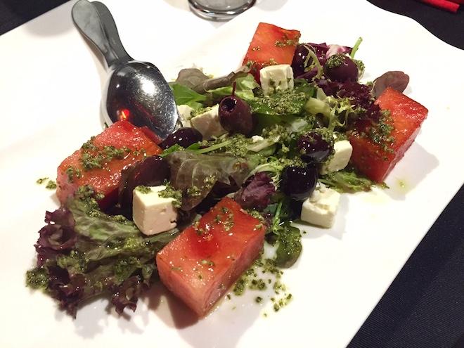 restaurante abrassame ensalada