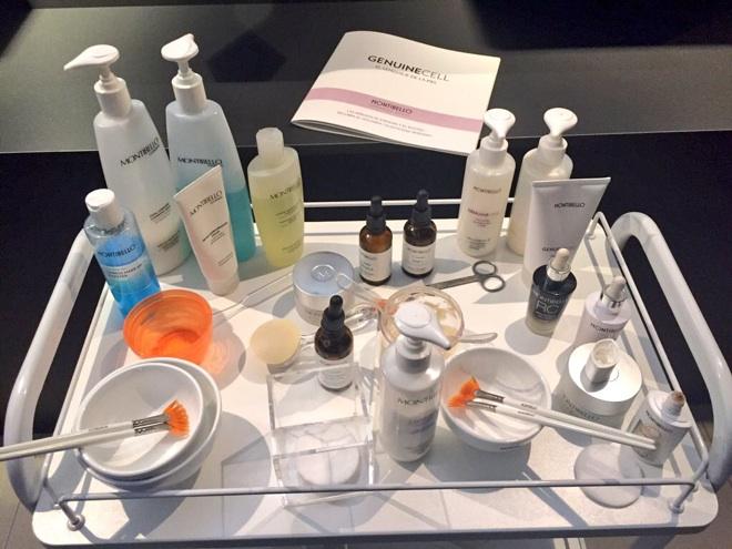 montibello tratamiento salon belleza
