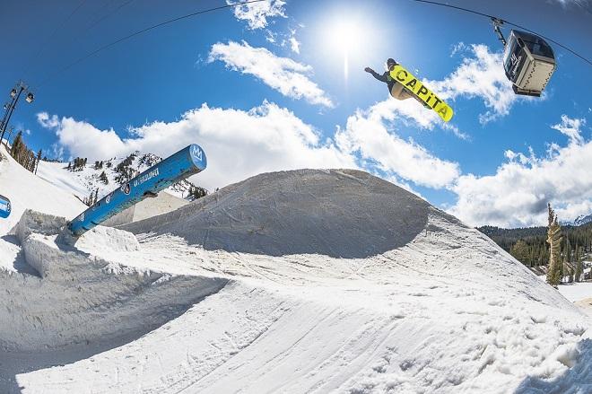 Salto Snowboard Volcom