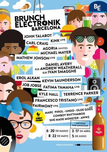 Brunch electronik cartel 16