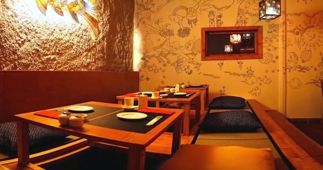 the tatami room bcn