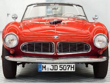 bmw coche de epoca