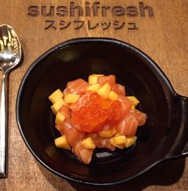 sushifresh restaurante salmon