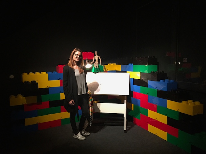 the art of the brick expo