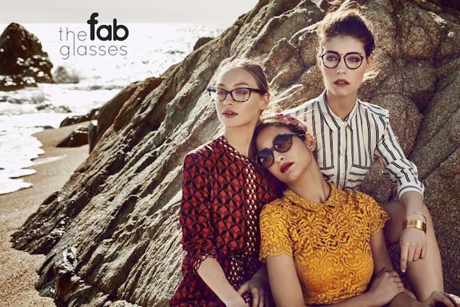 the fab glasses capri collection