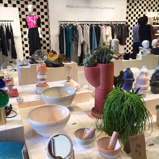BarcelonaDesignersCollective pop up diseno