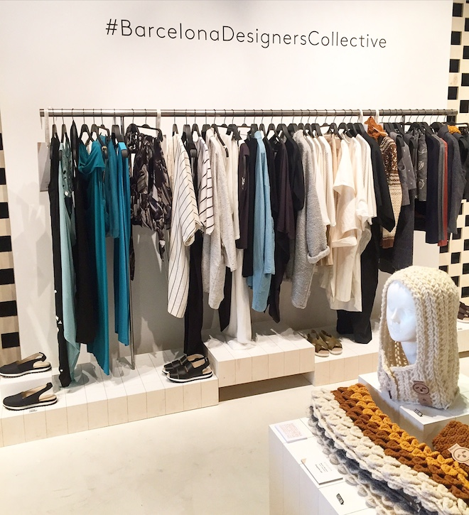 BarcelonaDesignersCollective pop up la roca village