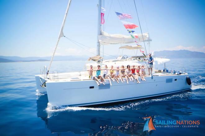 sailing nation vacaciones navegando