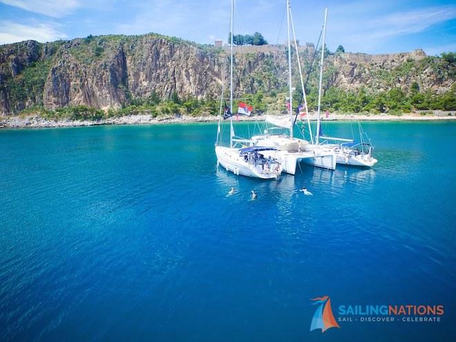 sailing nation vacaiones