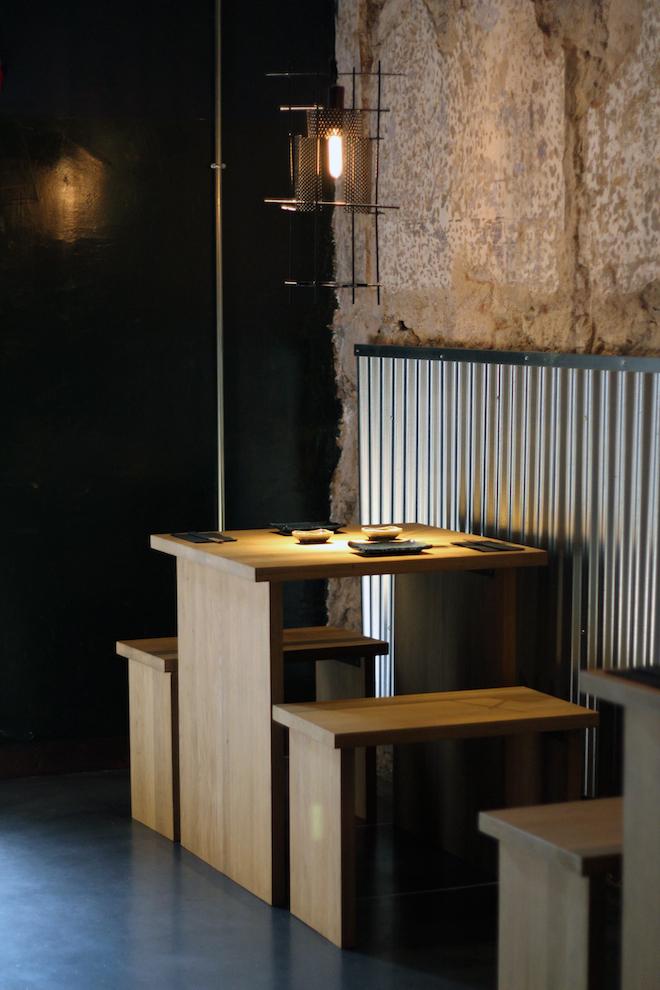 robata sushi and grill barcelona