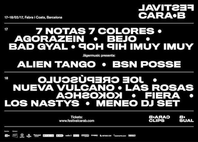 festival cara b-cartel-2017