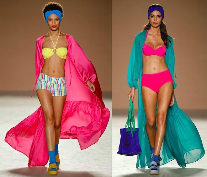 punto balnco swimwear