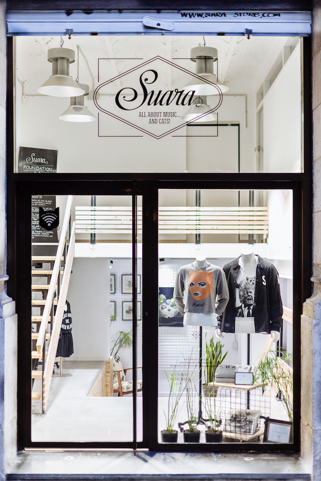 SUARA STORE entrada tienda 6