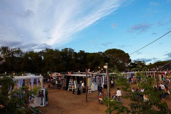 la santa market costa brava evento