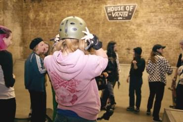 Girls Skate Night barcelona 18