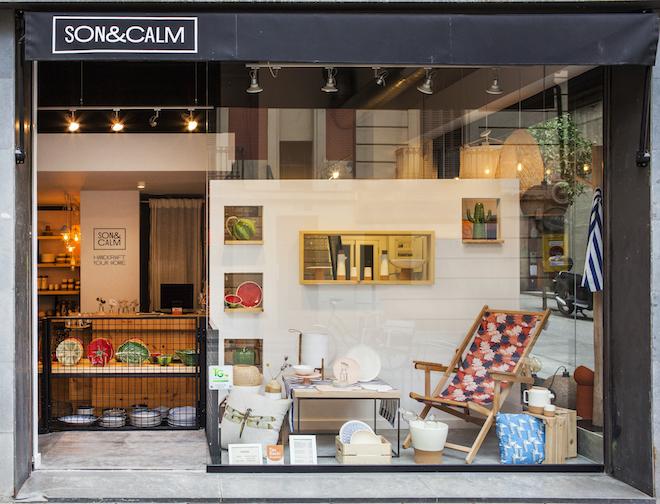 SON and CALM tienda deco barcelona
