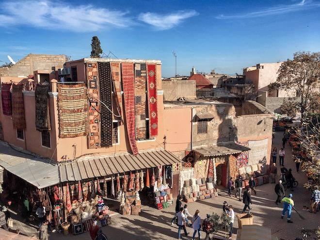Escapada a marrakech medina