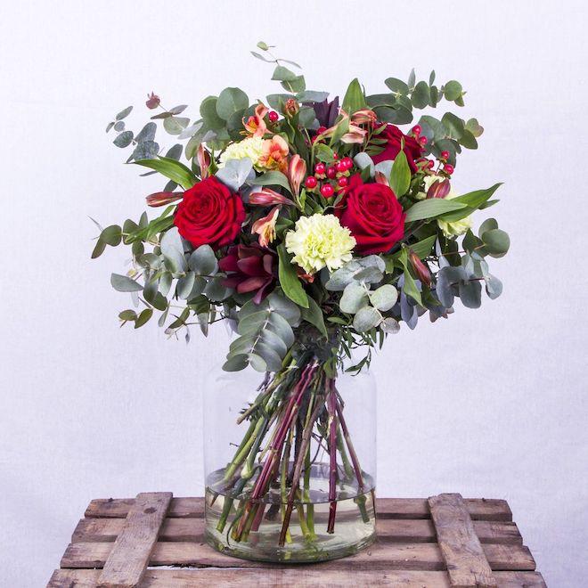 regalar flores ramos