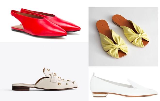 calzado moda pv19 zapato plano