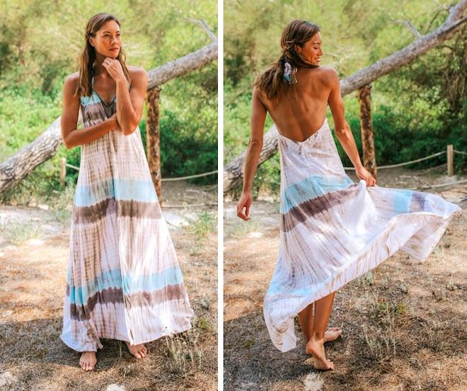 moda boho chic ibiza vestidos