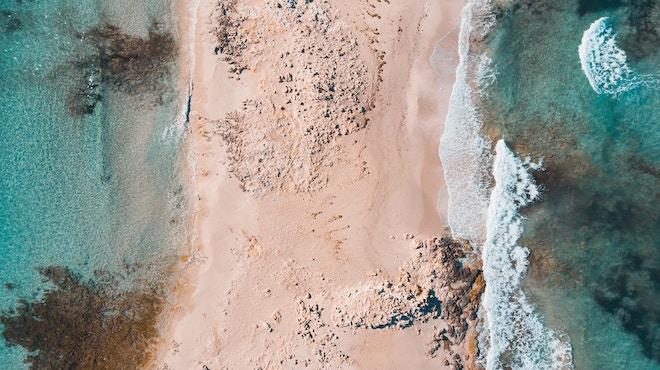 viaje baleares verano playa de formentera