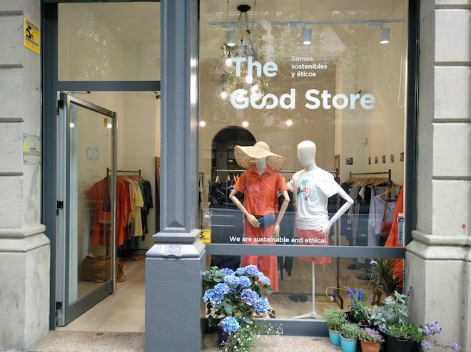 the good store entrada tienda