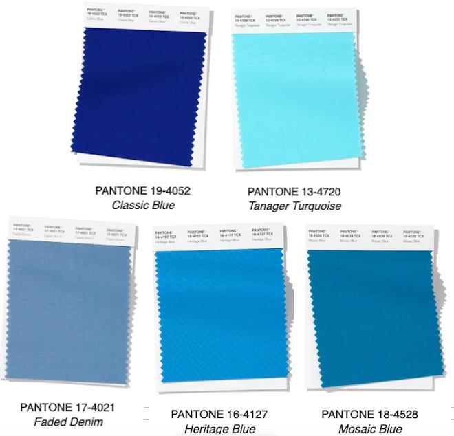 azul color moda primavera verano 2020