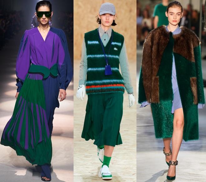 verde ultramarino colores de moda 2020