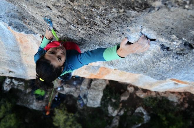 escalada deporte