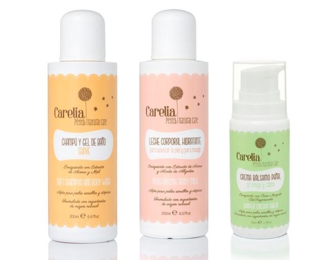 carelia cosmetics para bebe