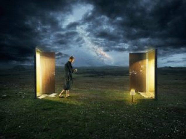 Puerta hacia sueños