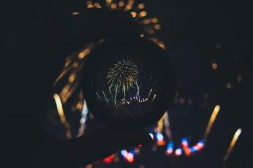 Fireworks Festa Major de Gràcia